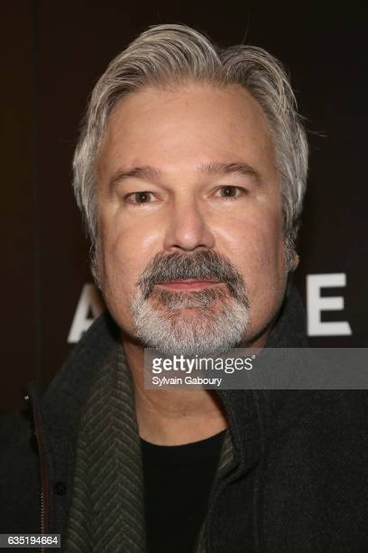 Gore Verbinski attends 20th Century Fox and Prada Host a Screening of 'A Cure for Wellness' on February 13 2017 in New York City
