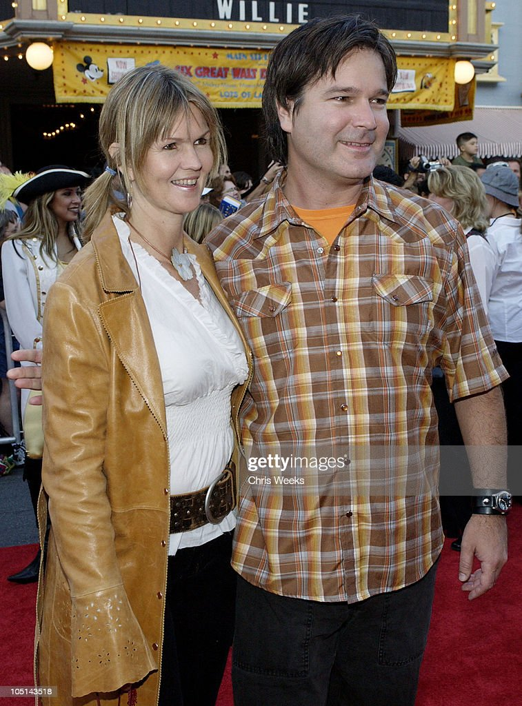 Gore Verbinski during 'Pirates of the Caribbean: The Curse of the Black Pearl' World Premiere at Disneyland in Anaheim, California, United States.