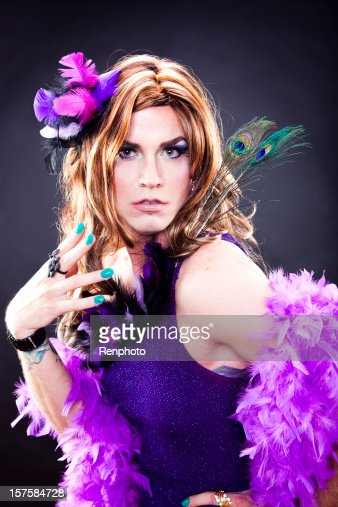 Gorgeous in Drag