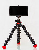 gorillapod with ball head With smartphone