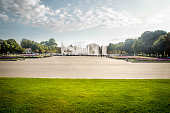 Gorky Park in Moscow, Russia