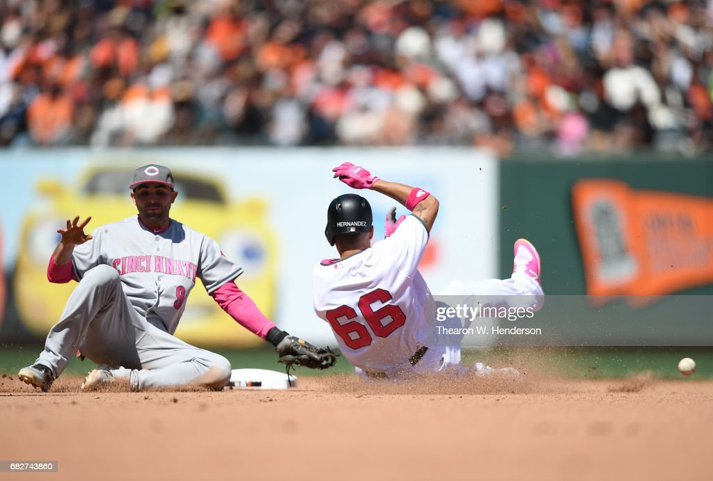 Cincinnati Reds v San Francisco Giants