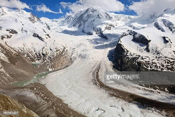 Ghiacciaio del Gorner, Svizzera