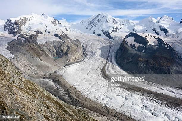 Gornergletscher, Monte Rosa