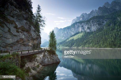Gosausee, Salzkammergut, Upper Austria