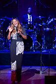 Gospel Artist Yolanda Adams performs at Kennedy Center Hall of States on September 14 2015 in Washington DC