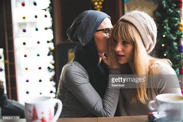 Gossiping in public