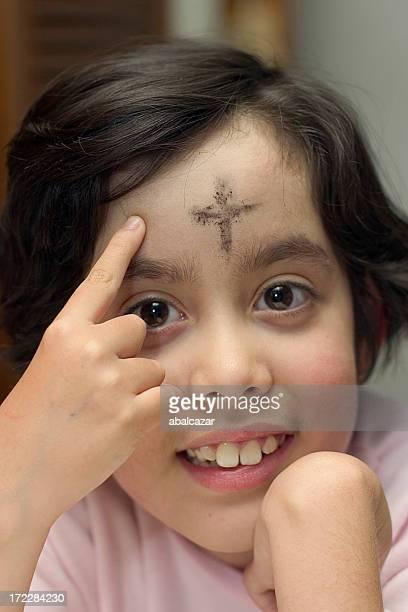 I got my ash cross