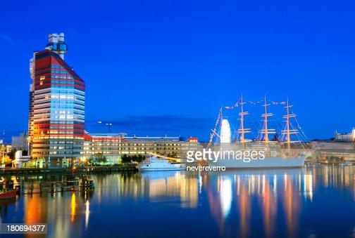 Gothenburg in Night