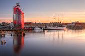 Gothenburg in the Evening