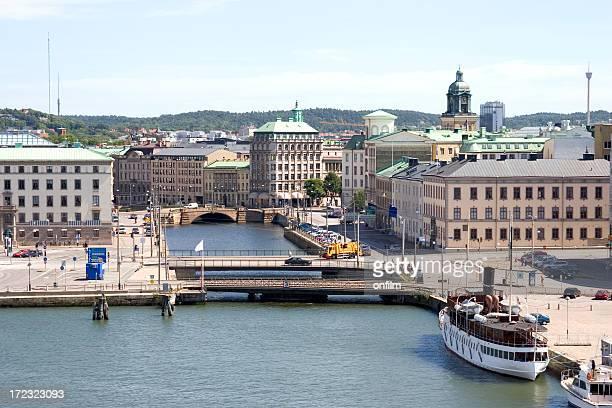 skyline von Göteborg