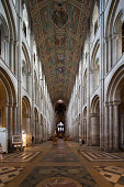 Gothic cathedral in Ely, Cambridgeshire