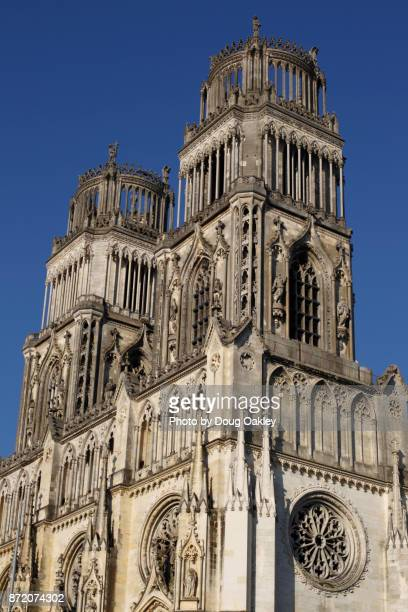 Gothic Cathedral Sainte-Croix d'Orleans France