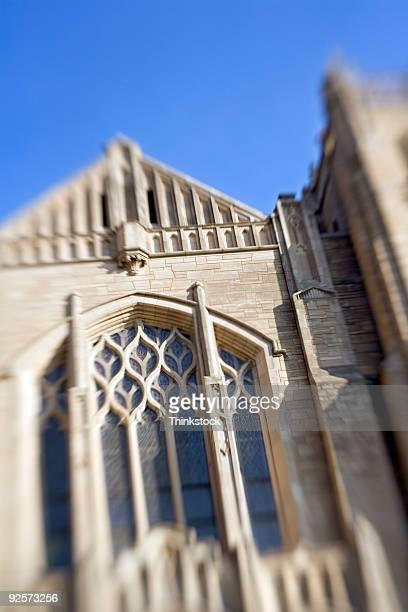 Gothic church exterior