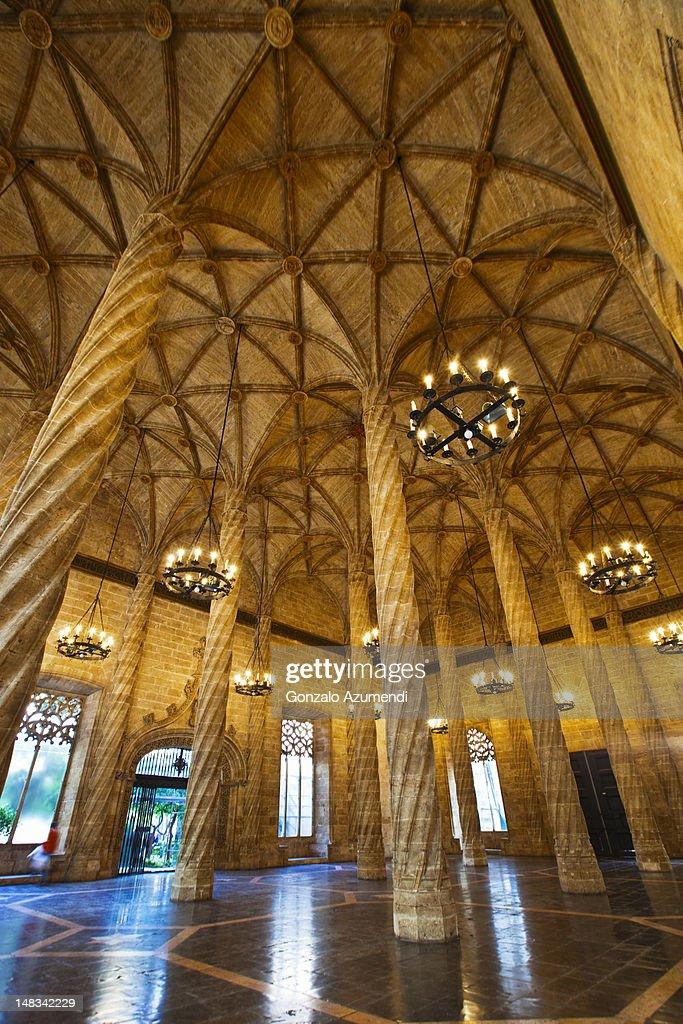 Gothic style civil building.