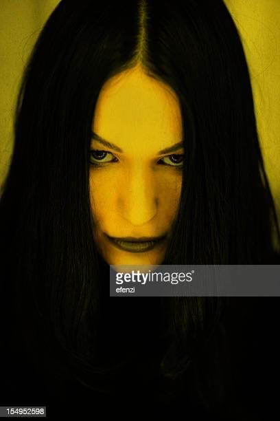Femme gothique