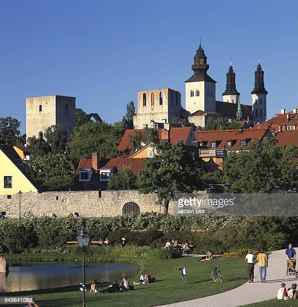 Gotland Altstadt von Visby