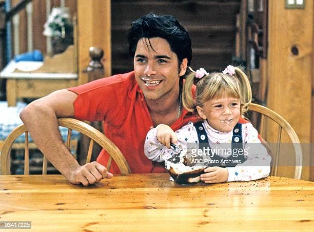 HOUSE 'Gotta Dance' Season Five 11/5/91 Jesse bribed Michelle with ice cream to reveal Rebecca's plans