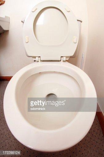 Tazza del water foto e immagini stock getty images - Devo andare in bagno ...