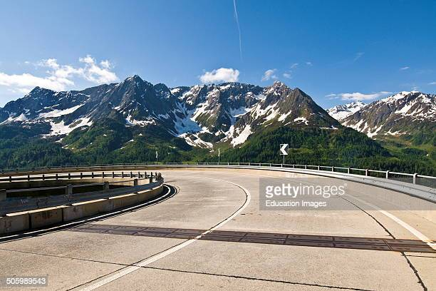 Gotthard Pass Switzerland