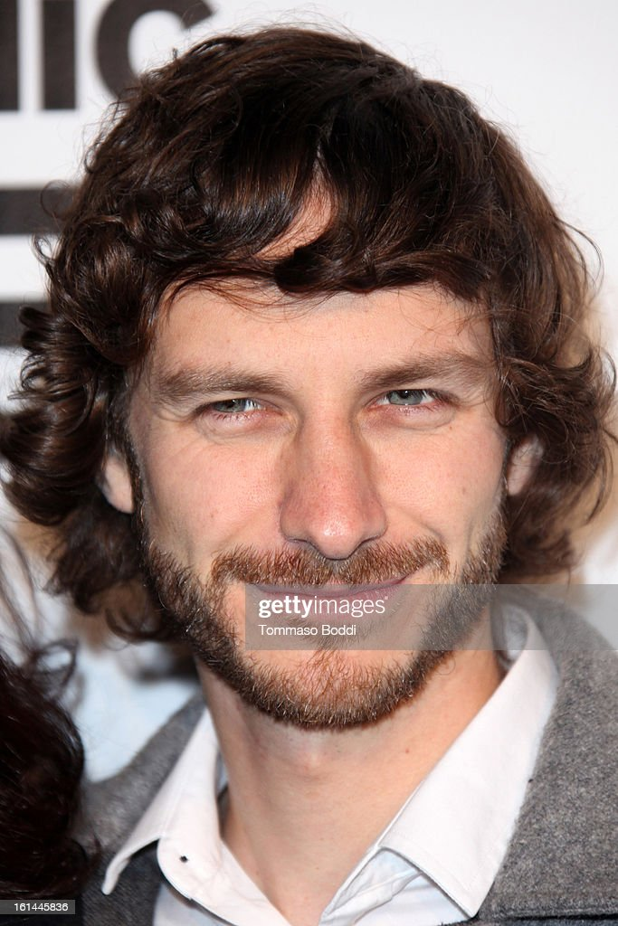 Gotye attends the Republic Records post GRAMMY party held at The Emerson Theatre on February 10, 2013 in Hollywood, California.