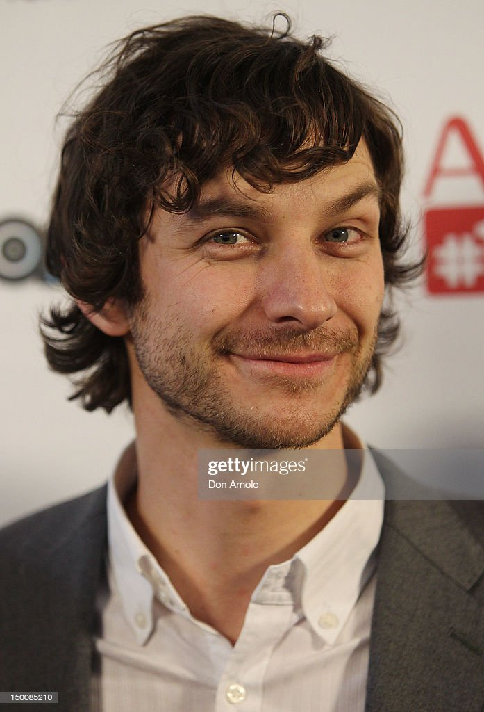 <a gi-track='captionPersonalityLinkClicked' href=/galleries/search?phrase=Gotye&family=editorial&specificpeople=4056440 ng-click='$event.stopPropagation()'>Gotye</a> poses at the 2012 ARIA Awards at The Ivy on August 10, 2012 in Sydney, Australia.