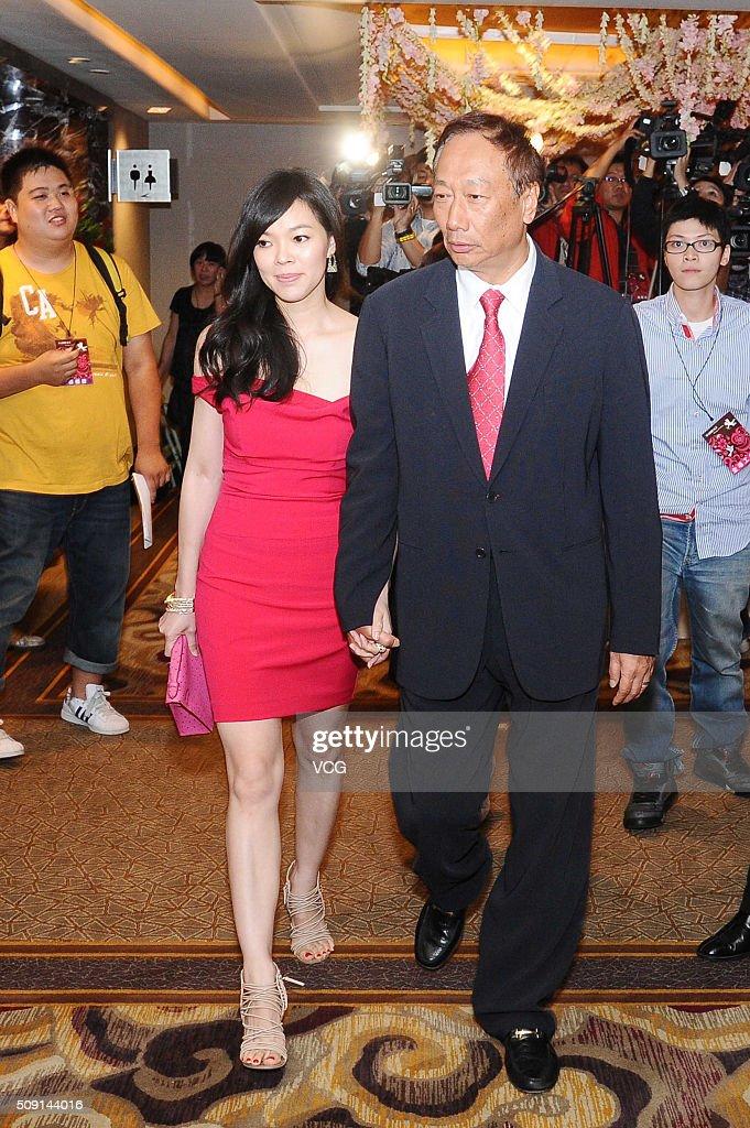 Selina And Zhang Chengzhong Wedding Ceremony In Taipei