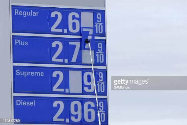 Gouging prix du carburant