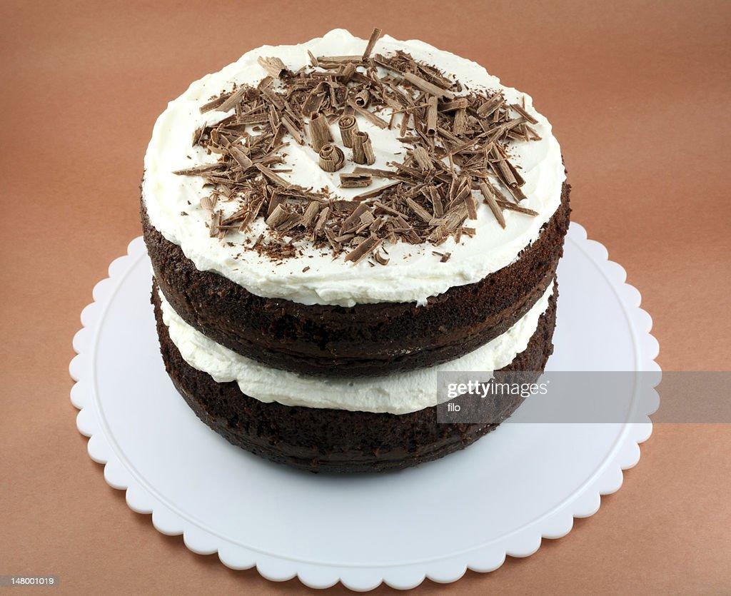 Gourmet Cake : Stock Photo