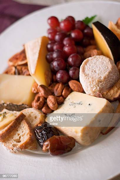 Gourmet Cheese Plate