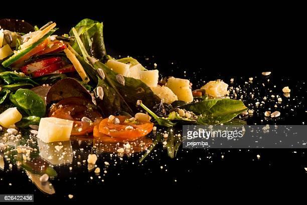 Gourmet creative salad