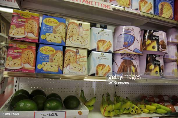 Gourmet food for sale at Laurenzo's Italian Market
