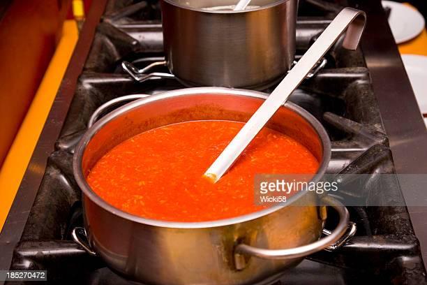 Gourmet Tomato Sauce with Tuna