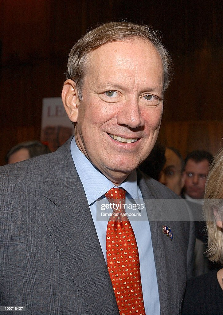 Gov. George Pataki during Harvey Weinstein and Miramax Books Celebrate the Success of Rudolph Giuliani's Literary Debut, 'Leadership' at Four Seasons Grill Room in New York City, New York, United States.