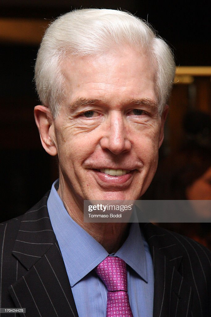 Gov. Gray Davis attends the 'Chasing The Hill' reception held at the Pacific Mariners Yacht Club on June 12, 2013 in Marina del Rey, California.