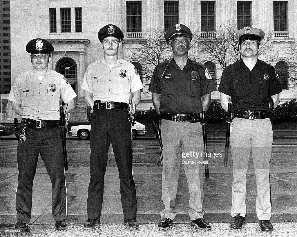 5 22 1983 Government Employees David Burton Richard Hollenbeck
