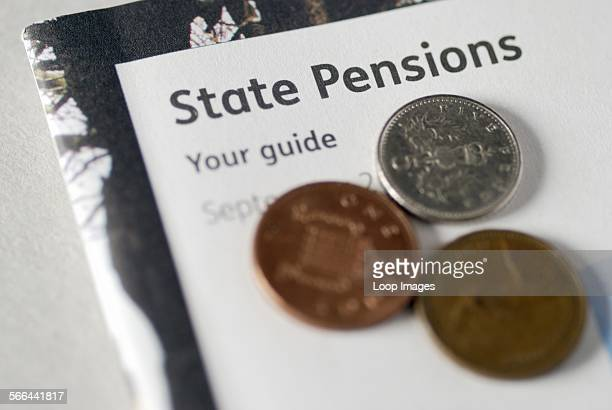 Government Pensions Service leaflet on State Pensions