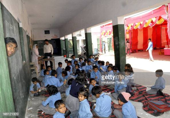 Government primary school is also home for conducting marriages and other functions which has led to severe disruptions in daily classes and...