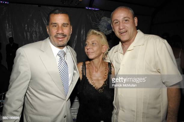 NY Governor David Paterson Lisa De Kooning and Tony True attend PARRISH ART MUSEUM Midsummer Party Honoring DOROTHY LICHTENSTEIN at Parrish Art...