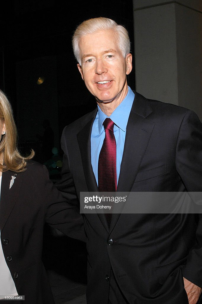Governor <a gi-track='captionPersonalityLinkClicked' href=/galleries/search?phrase=Gray+Davis&family=editorial&specificpeople=200688 ng-click='$event.stopPropagation()'>Gray Davis</a> during Inaugural Inductees Into First-Ever California Hall of Fame at The California Museum in Sacramento, CA, United States.