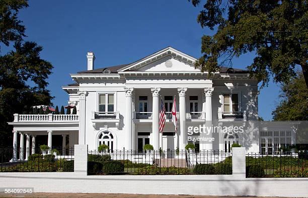 Governor mansion Montgomery Alabama