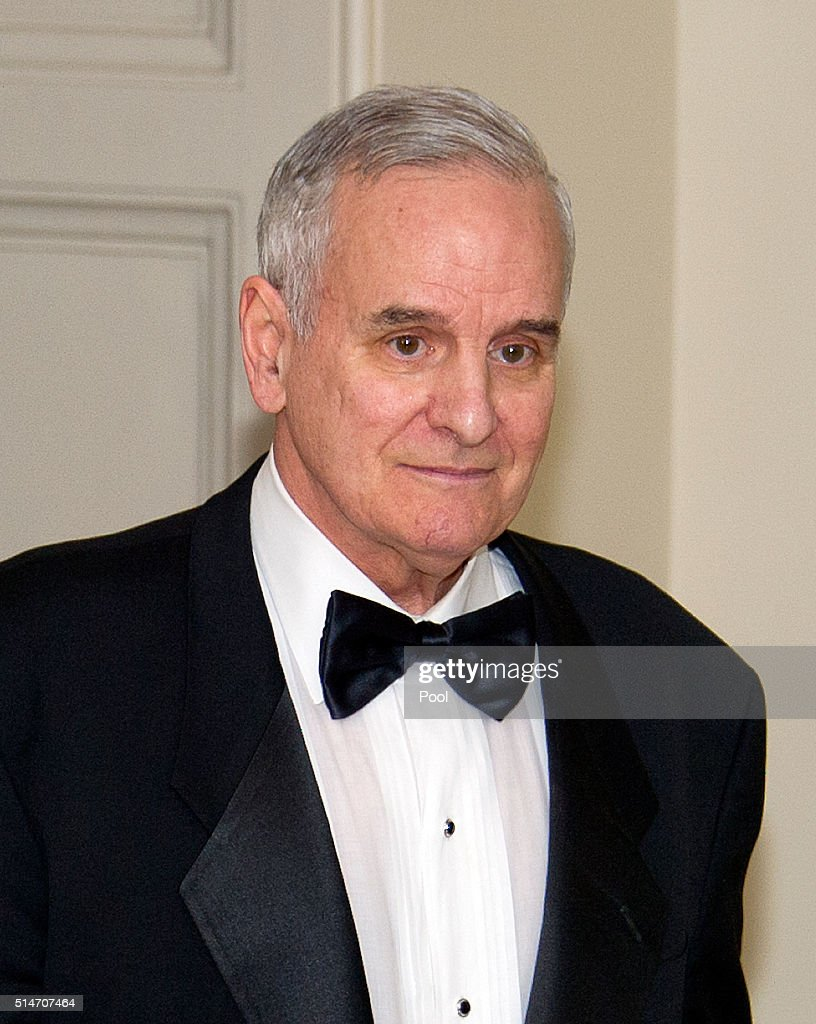 Governor <a gi-track='captionPersonalityLinkClicked' href=/galleries/search?phrase=Mark+Dayton&family=editorial&specificpeople=612750 ng-click='$event.stopPropagation()'>Mark Dayton</a> of Minnesota arrives for the State Dinner at the White House March 10, 2016 in Washington, DC. Hosted by President and First Lady Obama, the dinner is in honor of Canadian Prime Minister Justin Trudeau and Sophie Gregoire Trudeau.