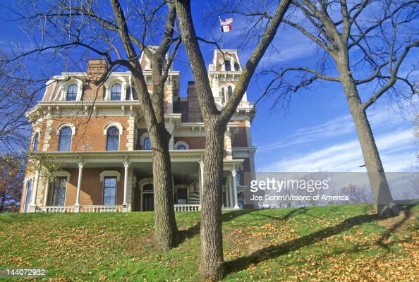 Governor's Mansion Des Moines Iowa