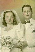 Grabois wedding, 1940