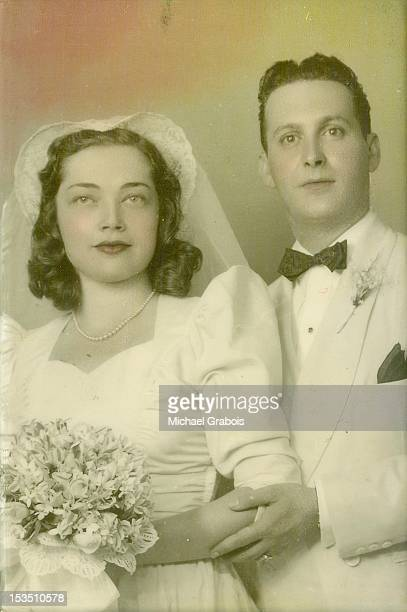 Grabois wedding, 1940