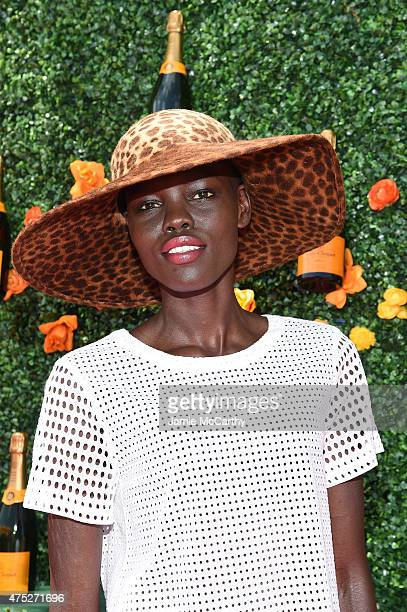 Grace Bol attends the EighthAnnual Veuve Clicquot Polo Classic at Liberty State Park on May 30 2015 in Jersey City New Jersey