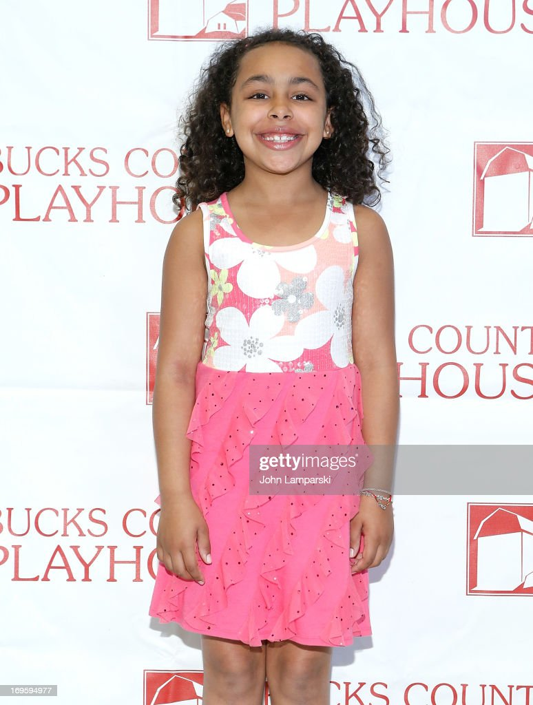 Grace Capeless attends 2013 Bucks County Playhouse Summer Season Press Preview at Signature Theater on May 28, 2013 in New York City.