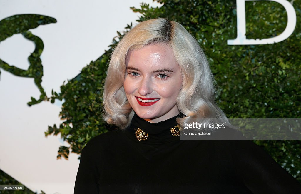 <a gi-track='captionPersonalityLinkClicked' href=/galleries/search?phrase=Grace+Chatto&family=editorial&specificpeople=10168489 ng-click='$event.stopPropagation()'>Grace Chatto</a> attends the London Evening Standard British Film Awards at Television Centre on February 7, 2016 in London, England.