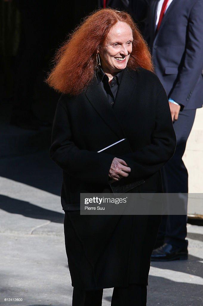 grace-coddington-leaves-the-chanel-show-as-part-of-the-paris-fashion-picture-id612412600