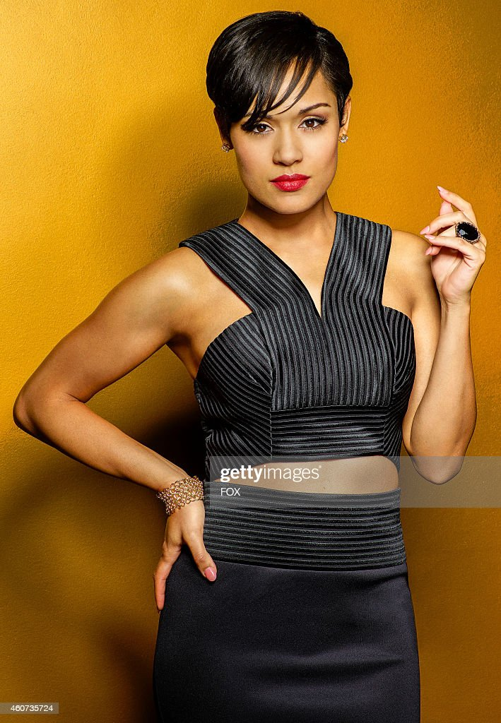 Grace Gealey as Anika Gibbons on EMPIRE premiering Wednesday Jan 7 2015 on FOX